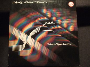 LP - LITTLE RIVER. Time Exposure. 1981