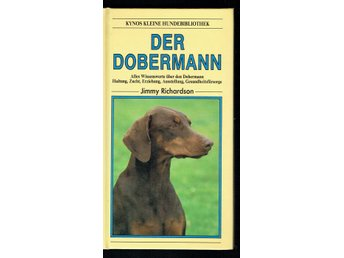 Der Dobermann - Jimmy Richardson (på tyska)
