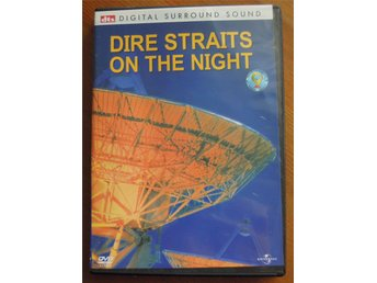 DIRE STRAITS - ONTHE NIGHT - DVD