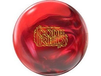 15 lbs Code Red Storm Bowling Klot