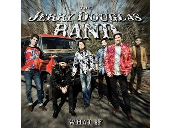 Douglas Jerry Band: What If (CD)