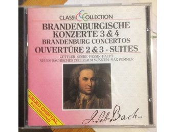 CD: Johann Sebastian Bach  Classic Collection