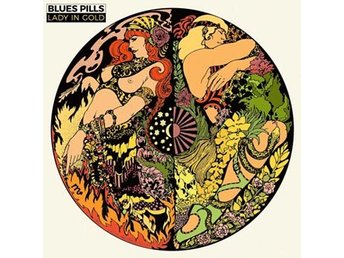 Blues Pills: Lady in gold 2016 (CD)