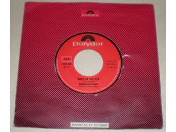 Shocking Blue 45a Rock in the sea 1972 VG++