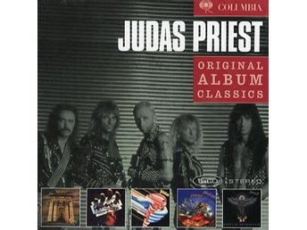 Judas Priest: Original album classics 1977-05 (5 CD)