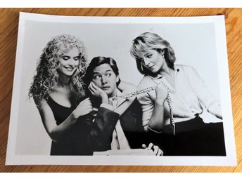 Fotografi från Mowie  1992 with Helen Hunt KellyPreston Andrew McCarthy