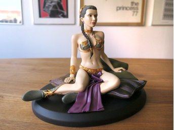 STAR WARS / Leia Japan Exclusive Staty ATTAKUS – 2005