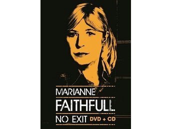 Faithfull Marianne: No exit - Live 2014 (DVD + CD)