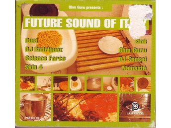 Future Sound Of Italy / CD i digipack