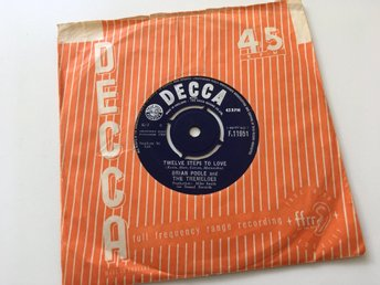 Brian Poole and the Tremeloes Decca Uk 1964