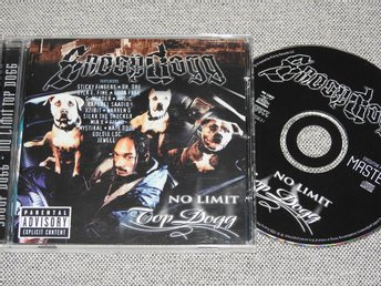 Snoop Doggy Dogg - No Limit Top Dogg CD