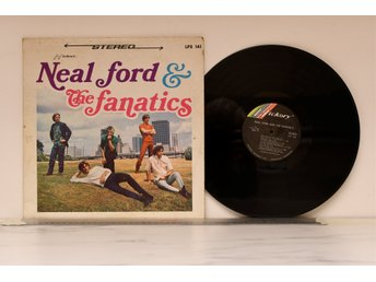 Neal Ford & The Fanatics, S/T, LPS141