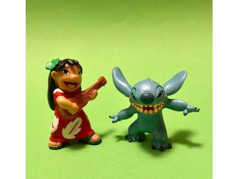 Lilo och Stitch Disney figur figurer Samlarfigur Bullyland Bully Hawaii