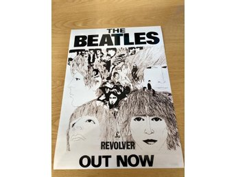BEATLES REVOLVER 1966 PHOTO POSTER
