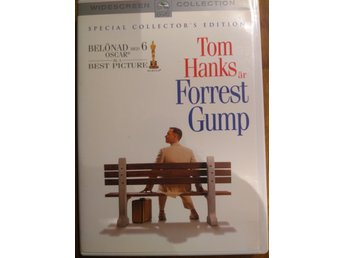 Forrest Gump Special 2-disc collectors edition