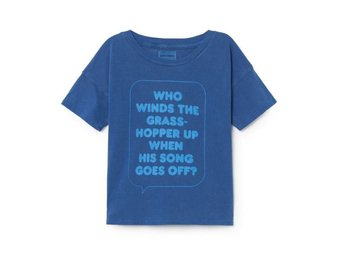 BOBO CHOSES  Who SS Tee T-shirt st 98  Ny m tags Julklapp? ECO