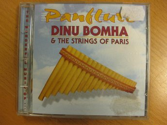 PANFLUTE - DINU BOMHA & THE STRING OF PARIS
