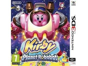 Kirby Planet Robobot (3DS) - Nossebro - Kirby Planet Robobot (3DS) - Nossebro