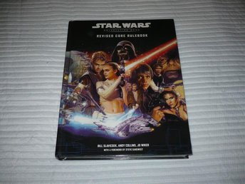Star Wars - Rollspel - Revised Core Rulebook ca 380 sidor