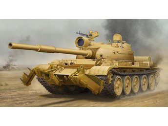 Trumpeter T-62 Mod.1960 (Iraq modification) 1/35
