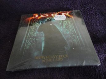 JORN --BRING HEAVY ROCK TO THE LAND ( NY DIGIPACK)