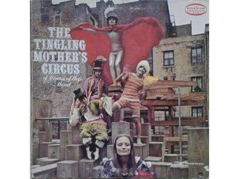 The Tingling Mother's Circus titel* A Circus Of The Mind* Rock, Pop US LP - Hägersten - The Tingling Mother's Circus titel* A Circus Of The Mind* Rock, Pop US LP - Hägersten