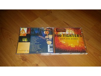 CD: Foo fighters - Skin and bones