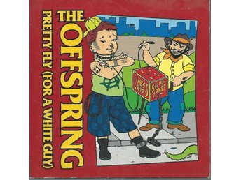 THE OFFSPRING - PRETTY FLY  (CD MAXI/SINGLE )