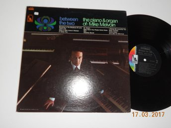 MIKE MELVOIN - Between the two, LP Liberty USA 60-tal