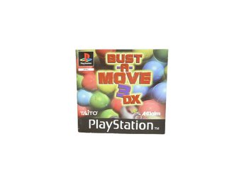 Bust-A-Move 3 DX (Manual PS1)