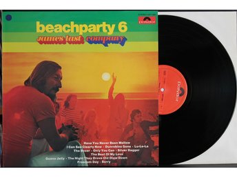 James Last Company – Beachparty 6 – LP