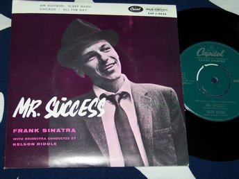 FRANK SINATRA - MR. SUCCESS EP
