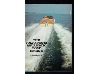 The Volvo Penta Aquamatic Boat Engine