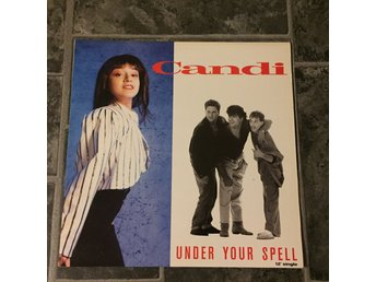 "CANDI - UNDER YOUR SPELL. (MVG 12"")"