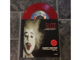 "SILICON DREAM - ALBERT EINSTEIN. (MVG 7"")"