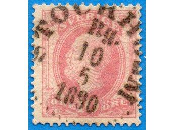 F45 STOCKHOLM 1890.05.10 (11467) MG - Luleå - Facit nr: 45Ort: STOCKHOLM Datum: 1890.05.10Landskap: Uppland (U)Facit Värde: 4 (Facit SC 2018)Postal Värde: 5 (Postal IX)Objektnummer: 11467GARANTI:Alltid full returrätt oberoendeorsak inom 10 dagar!Läs 'mer info' under fraktLycka till, vi h - Luleå