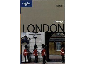 Guide till London, Lonely Planet 2009
