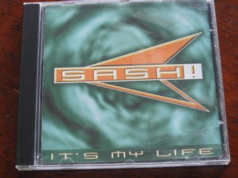 Sash! - It's My Life CD 1997
