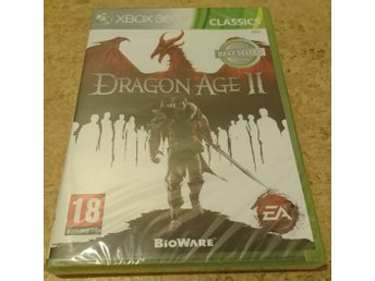 *NEW/NY* Dragon Age II 2 Xbox 360 Game Spel