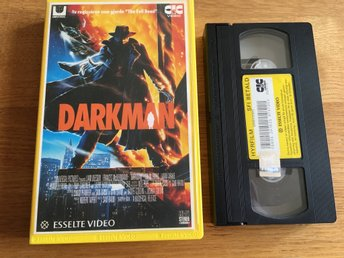 Darkman *Esselte Video *Fd hyr