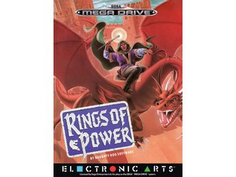 Rings of Power - Megadrive