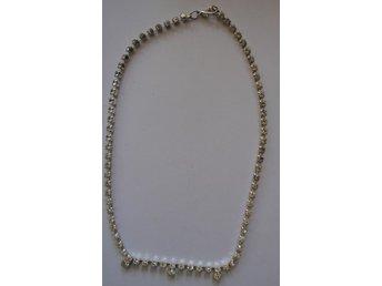 Halsband som ny nyår jul fest strass nelly (329979269) ᐈ Köp på Tradera 7aebdaa4cca91