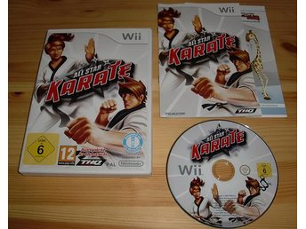 Wii: All Star Karate