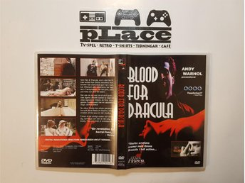 Blood for Dracula DVD