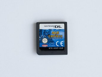 Age of Empires - The Age of Kings - Nintendo DS - Handen - Age of Empires - The Age of Kings - Nintendo DS - Handen