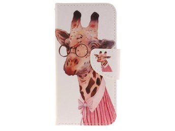 "iPhone 7 4.7"" Plånboksfodral Cute Giraffe - Malmö - iPhone 7 4.7"" Plånboksfodral Cute Giraffe - Malmö"