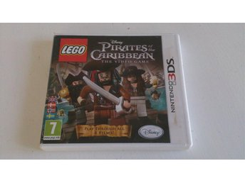 - Lego Pirates of the Caribbean The Videogame #REA på Barnspel# N3DS -