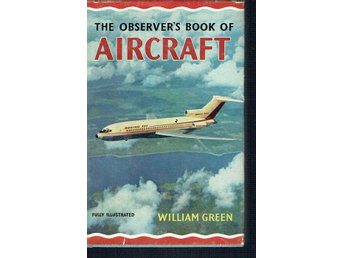 The observer´s book of aircraft 1964