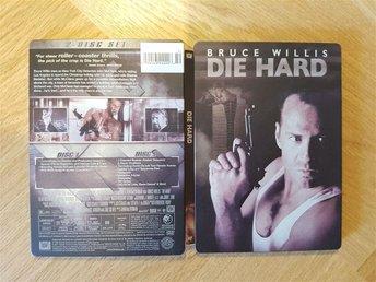 Die Hard DVD Limited Edition Steelbook - Trollhättan - Die Hard DVD Limited Edition Steelbook - Trollhättan