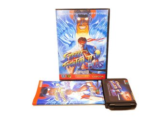 Street Fighter II Plus (JAP MD)